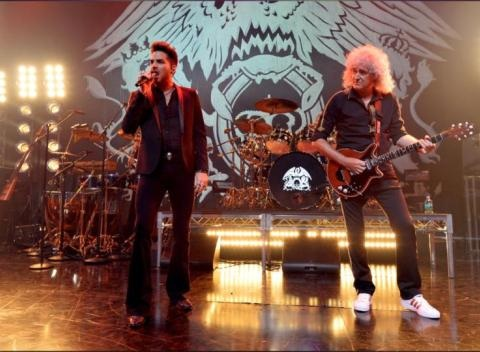 News video: Should We Evaluate Queen + Adam Lambert The Same Way We Evaluate Iggy Azaelia?