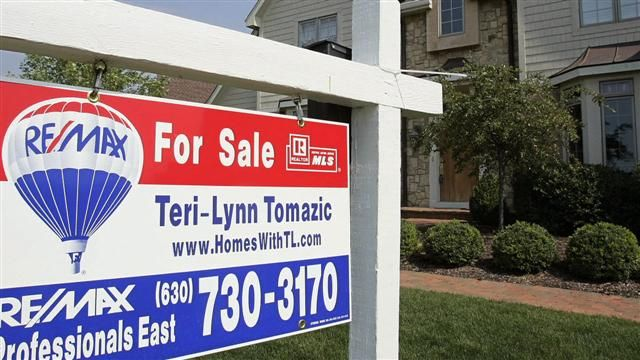 News video: Home Prices Slowed More Than Expected in April